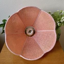 Suspension Rose Vintage